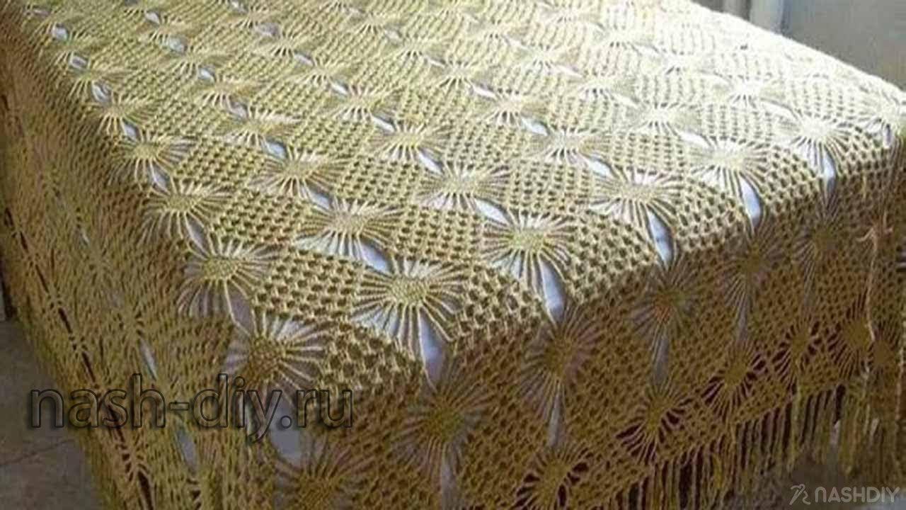 Покрывало / Вязание для дома / В рукоделии